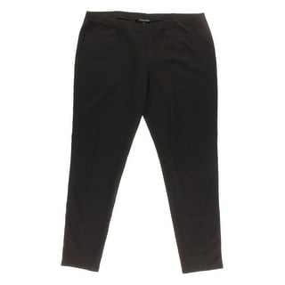 Eileen Fisher Womens Casual Pants Slim Flat Front