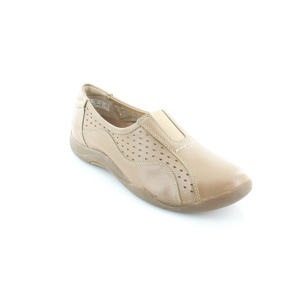 Hush Puppies Ease Women's Flats & Oxfords Taupe