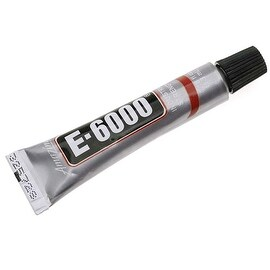 E6000 Industrial Strength Glue Adhesive (0.18 fl oz)