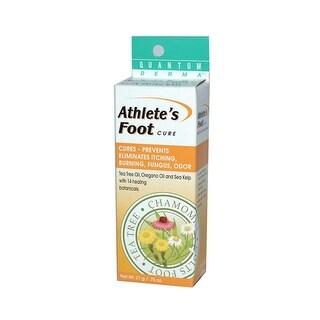 Quantum Athletes Foot Cure - 0.75 oz