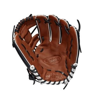 4a71162285a Buy Mitts Wilson Baseball   Softball Equipment Online at Overstock ...
