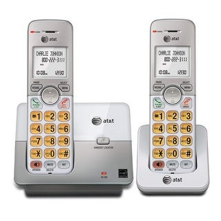 AT&T EL51203 - cordless phone with caller ID/call waiting + additional handset