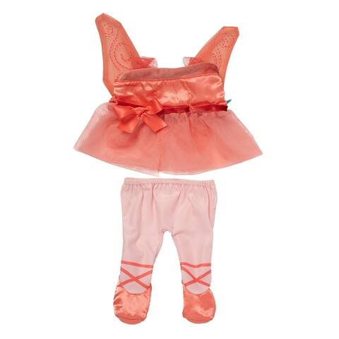 """Baby Stella Twinkle Toes Ballet Baby Doll Clothes for 15"""" Dolls"""
