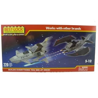 Best-Lock Construction War of the Outer Planets 220 Piece Set|https://ak1.ostkcdn.com/images/products/is/images/direct/a912eba443d30d4e54f2364eb624fc91aacdd62a/Best-Lock-Construction-War-of-the-Outer-Planets-220-Piece-Set.jpg?impolicy=medium