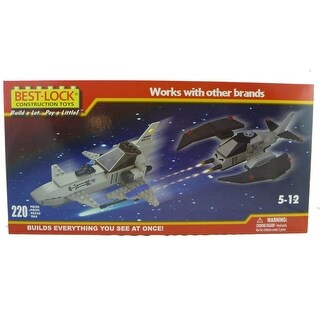 Best-Lock Construction War of the Outer Planets 220 Piece Set