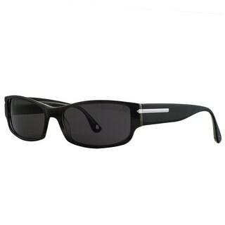 Michael Kors MKS527/S 053 Grey Flannel Rectangular Sunglasses
