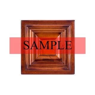 Sagehill Designs AH-DS Amherst Cabinetry Sample - burnt cinnamon - N/A