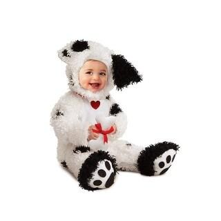 Rubies Noah's Ark Collection Dalmatian Infant Costume - BLACK/WHITE