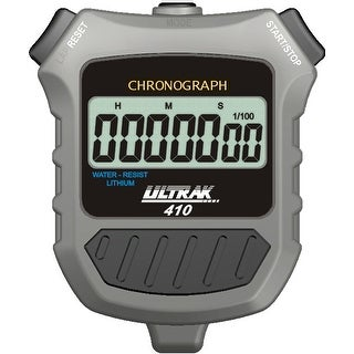 Ultrak 410 Simple Event Timer Stopwatch