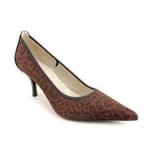 Tahari Dottie Pointed Toe Synthetic Heels