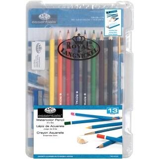 Clearview Mini Art Set-Watercolor Pencil 13pc