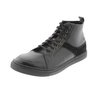 Stacy Adams Mens Winchell Chukka Boots Leather Lace Up - 8.5 medium (d)