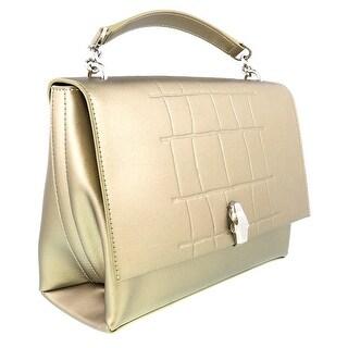 Class Roberto Cavalli Panthera 003 Platinum Medium Shoulder Bag