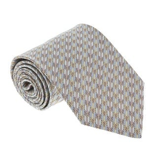 Missoni U4711 Grey 100% Silk Tie - 60-3