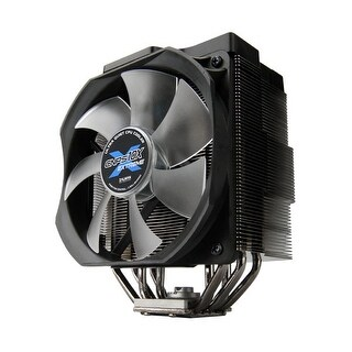 Zalman CNPS10X Extreme 120mm CPU Processor Cooler Heatsink -Fan Speed Controller