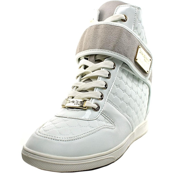 Bebe Sport Colby Women Whtfx Sneakers Shoes