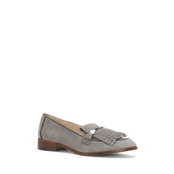 Louise Et Cie Womens LO-Dahlian Leather Almond Toe Loafers - 8