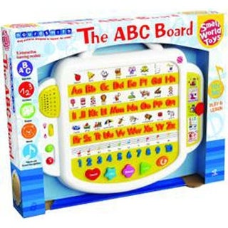 The Abc Board - Small World Toys Alphabet Keyboard