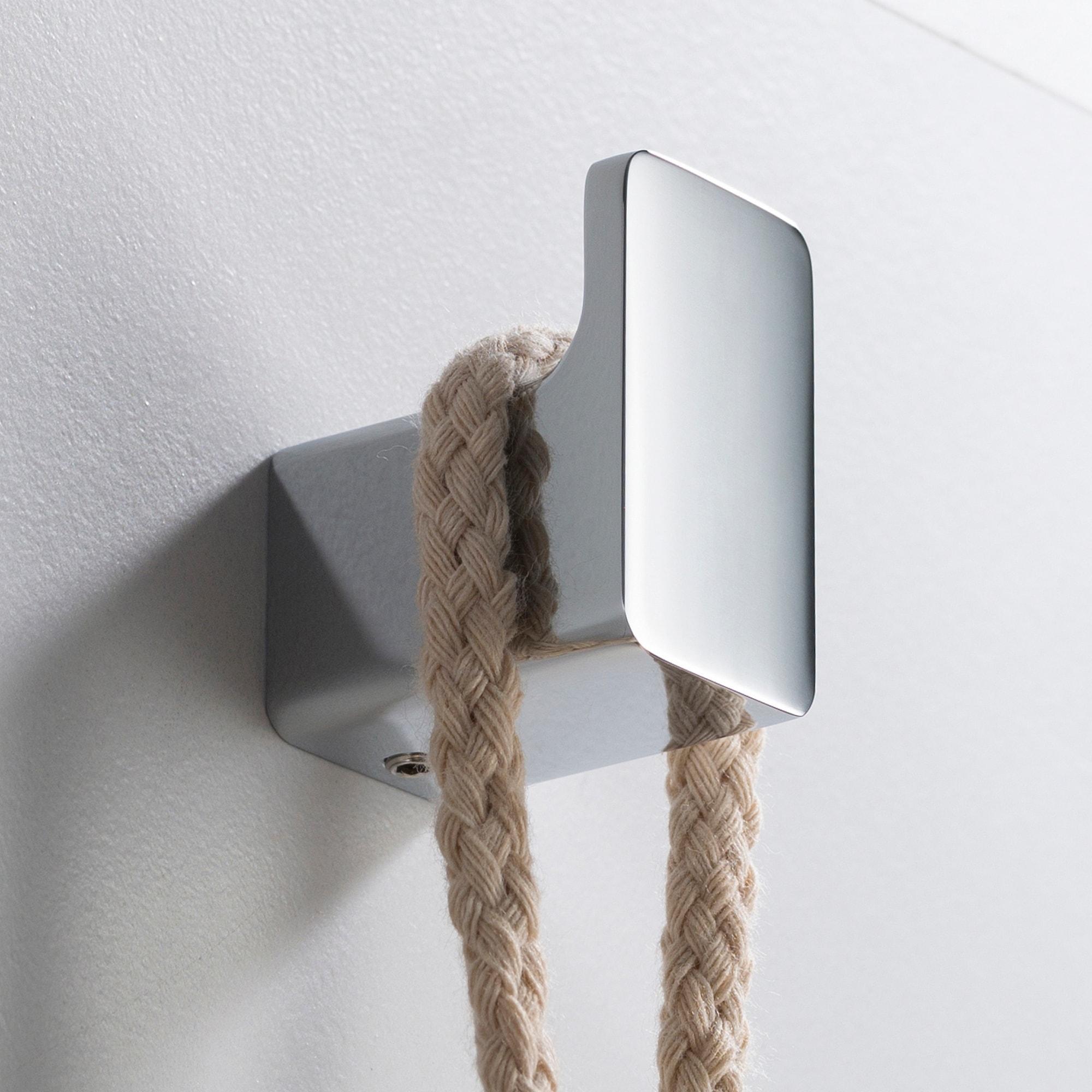 Kraus Stelios Bathroom Robe And Towel Hook Overstock 24267226