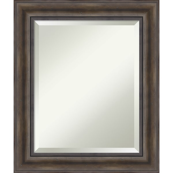 Bathroom Mirror, Rustic Pine. Opens flyout.