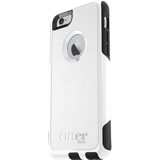 OtterBox Commuter Series Case for iPhone 6/6s White & Black