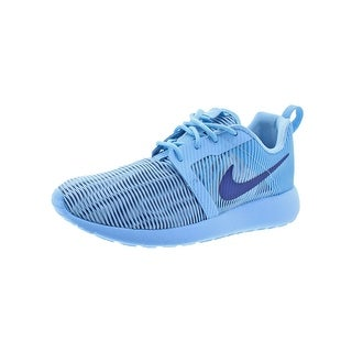 Nike Girls Roshe One Flight Weight Running Shoes Big Kid Lightweight - 5.5 medium (b,m) big kid