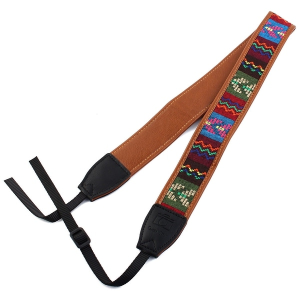 SHETU Authorized Universal Camera Shoulder Neck Strap Colorful for DSLR SLR