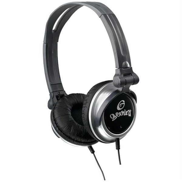 Gemini Djx-03 Professional Dj Headphones - on Ear