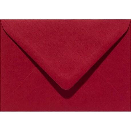 Christmas Red - Papicolor A6 Envelopes 50/Pkg