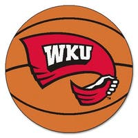 Western Kentucky University Basketball Area Rug