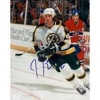 Signed Thornton Joe Boston Bruins 8x10 Photo autographed