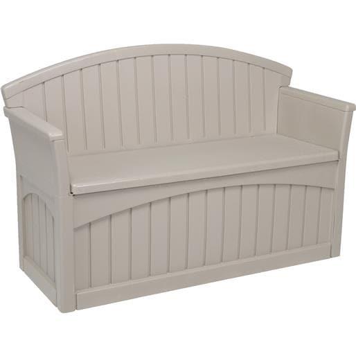 Suncast Corp. Patio Storage Bench PB6700 Unit: EACH. Opens flyout.