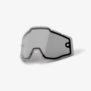 100% Percent Racecraft/ Accuri /Strada Enduro Goggle Dual Replacement Lens - 51005