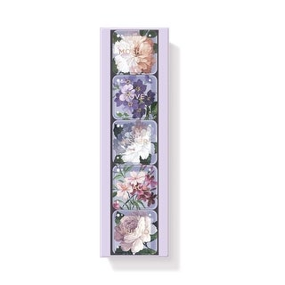 Classic Floral Square Magnets