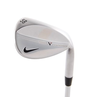 New Nike VR Forged Tour Satin Wedge 58* Stiff Steel RH (H-Bounce)