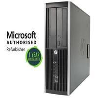 HP 6005 SFF, AMD 2.30GHz, 8GB, 750GB, W10 Pro, WiFi