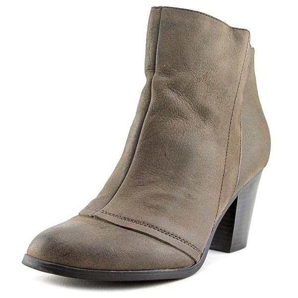 Bar III Jillian Women Grey Smoke Boots