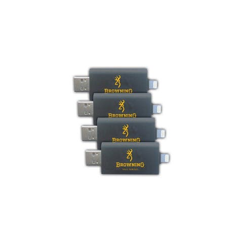 Browning SD Card Reader For Android (4-Pack) Card Reader