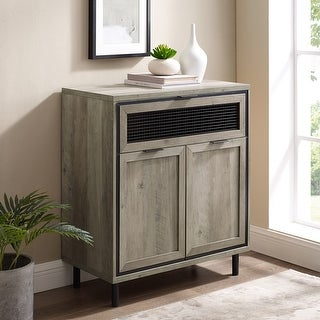 Link to Carbon Loft Drop-Down, 2-Door Accent Cabinet Similar Items in Dining Room & Bar Furniture
