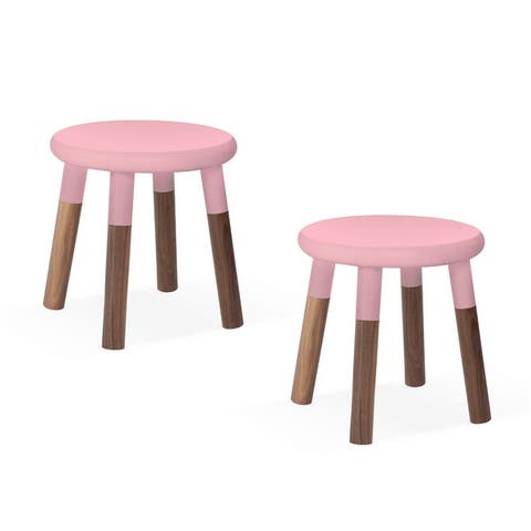 Taylor & Olive Poppy Kids Chair - Set of 2