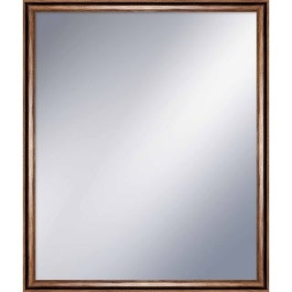 PTM Images 5-1262 22-1/2 Inch x 18-1/2 Inch Rectangular Framed Mirror