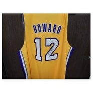 Signed Howard Dwight Los Angeles Lakers Los Angeles Lakers Replica Jersey  Size XL autographed 91a3099aa