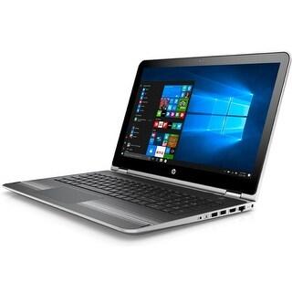 "Manufacturer Refurbished - HP Pavilion x360 15-BK193MS 15.6"" Touch Laptop Intel i5-7200U 2.5GHz 8GB 1TB W10"