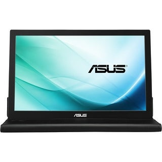 """""""Asus 15 point 6 inch Portable USB Powered Monitor Asus MB169B+ 15.6 LED LCD Monitor - 16:9 - 14 ms - 1920 x 1080 - 200"""