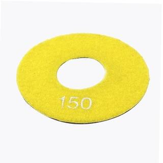 Grit 150 4 Granite Tile Concrete Stone Diamond Polishing Pad Disc Yellow|https://ak1.ostkcdn.com/images/products/is/images/direct/a939597891da55dd041d1d040ba008c1a325ec0f/Grit-150-4-Granite-Tile-Concrete-Stone-Diamond-Polishing-Pad-Disc-Yellow.jpg?impolicy=medium