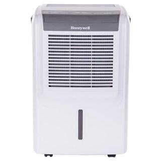 Honeywell DH50W 50-Pint Dehumidifier - White