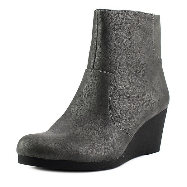 Life Stride Noise Women Dark Gray Boots