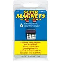 """Master Magnetics 07046 Super Neodymium Magnet, .47"""""""