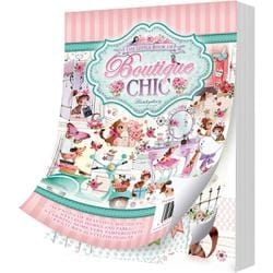 Boutique Chic - Hunkydory The Little Book Of A6 Paper Pad 144/Pkg