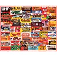 "Candy Wrappers - Jigsaw Puzzle 1000 Pieces 24""X30"""